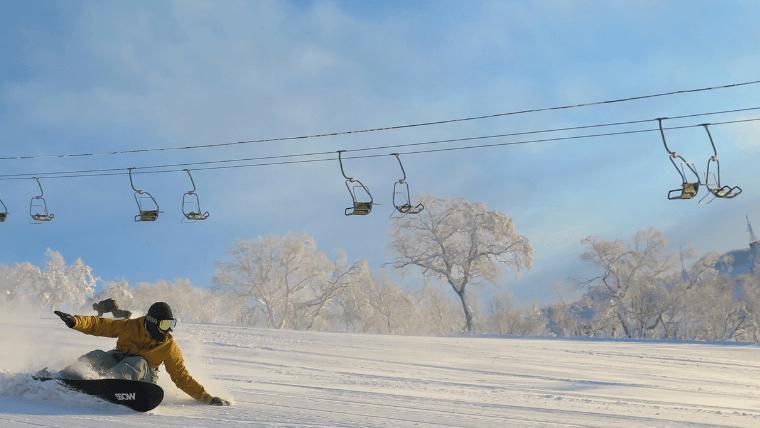 スノーボードにおすすめなインソール
